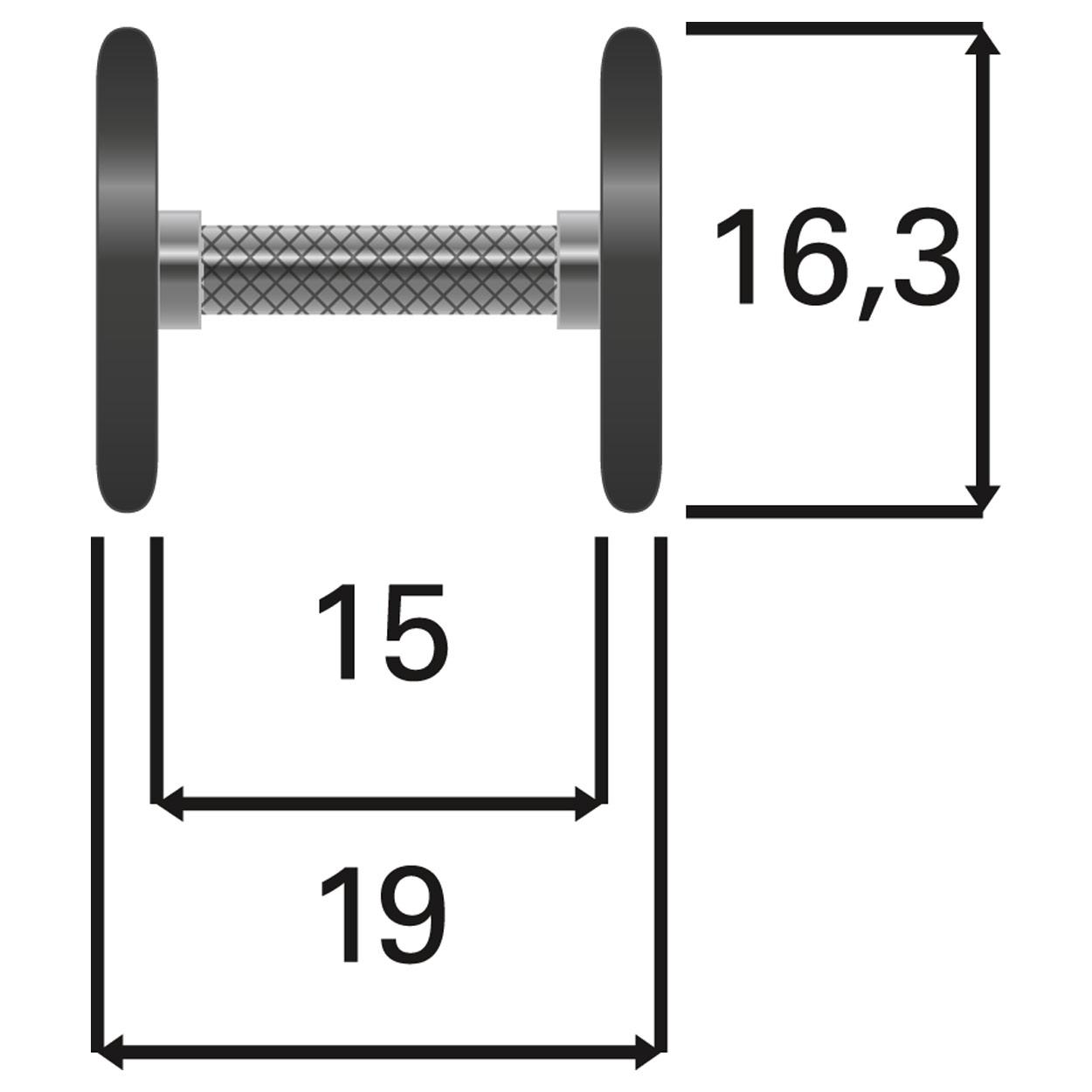 Kompakthantel Kompakthantel Kompakthantel aus Gummi Hantel Hanteln Gewichte Hantelscheiben Kurzhantel 7076f1