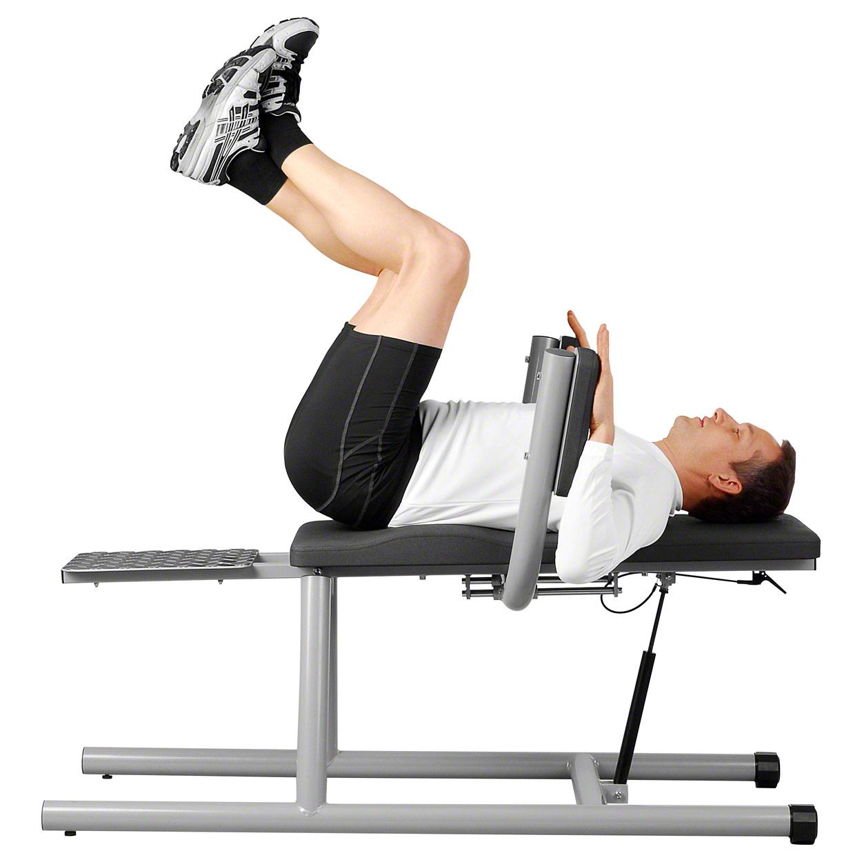 Ergo-fit Lower Crunch Bench ventre musculaire périphérique entraîneur, abdominaux, gym périphérique musculaire f2becb