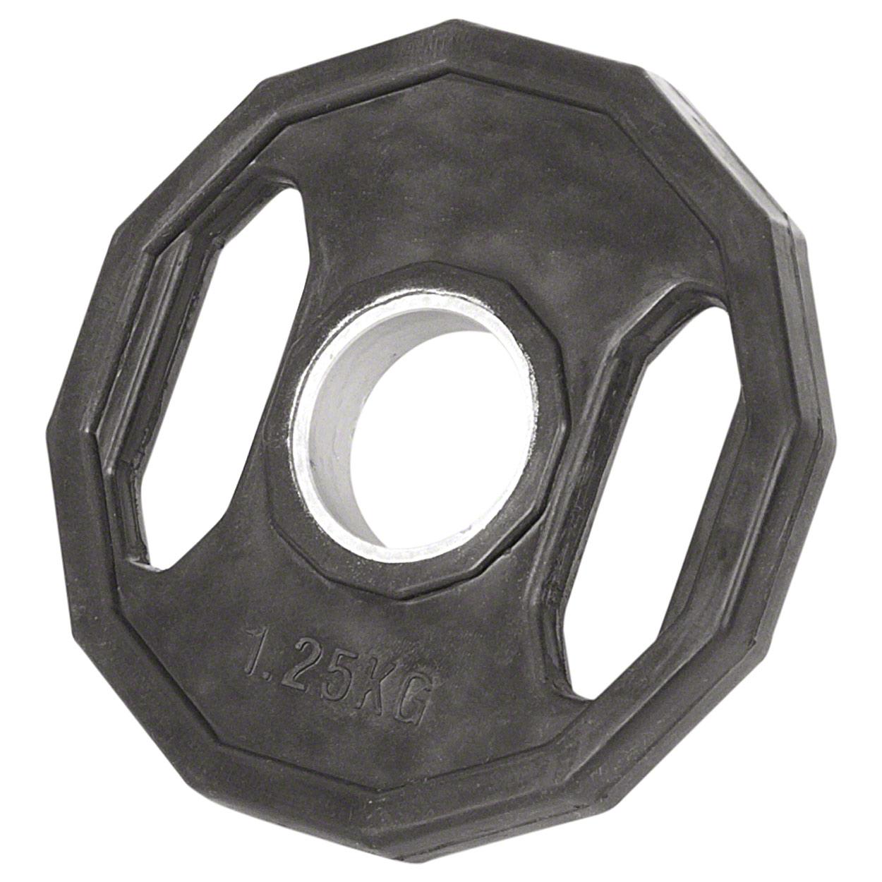 OLYMPIA Disco Bilanciere Disco OLYMPIA con gummüberzug e maniglia, pesi ad7a08