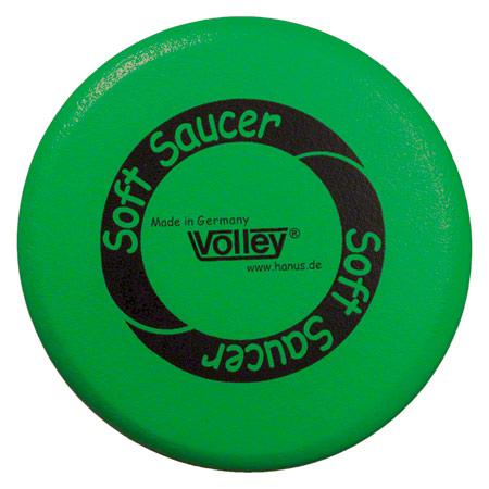 VOLLEY Schaumstoff-Frisbee ELE'Soft Saucer mit Elefantenhaut, Ř 25 cm 01250