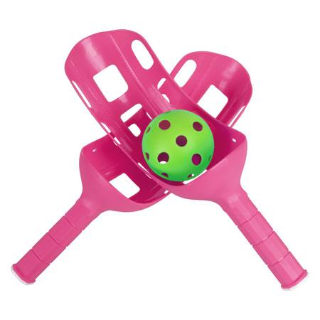 Sport-Tec Scoopball Spiel Geschicklichkeitsspiel Set 02055