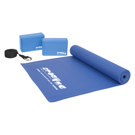 Sport-Tec Yoga Starter-Set, 4-tlg. 02246