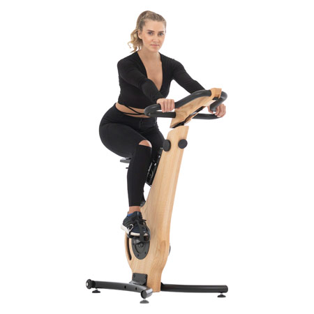 NOHrD Bike-Fahrradergometer, Esche 02550