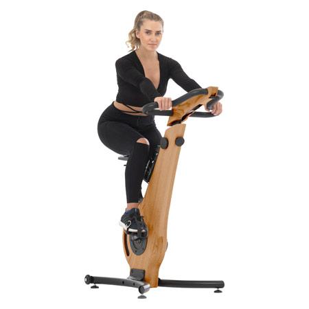 NOHrD Bike-Fahrradergometer, Eiche 02554