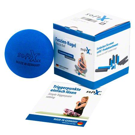 softX® Faszien-Kugel 90, ř 9 cm, blau 02708
