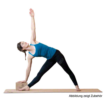AIREX Pilates- und Yogamatte ECO Cork, LxBxH 180x61x0,4 cm 02902