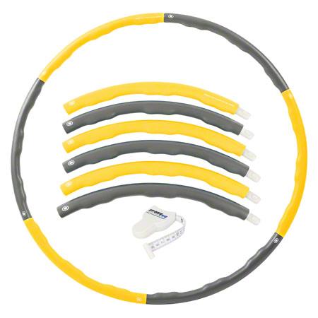 Sport-Tec Hula Hoop Reifen, ř 100 cm, 1,5 kg, inkl. Maßband 02940