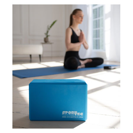 Sport-Tec Yogablock, 23x15x7,5 cm 02975