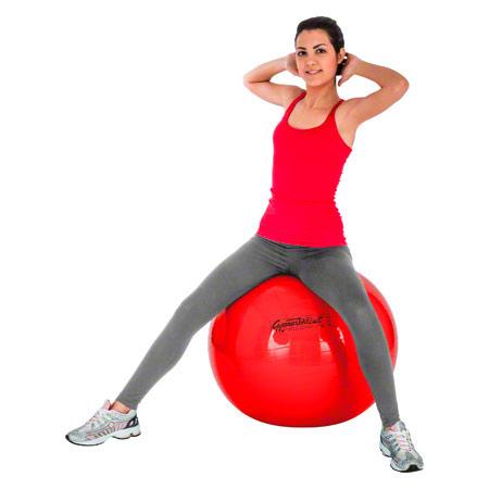 PEZZI Gymnastikball, Ř 75 cm, rot 03405