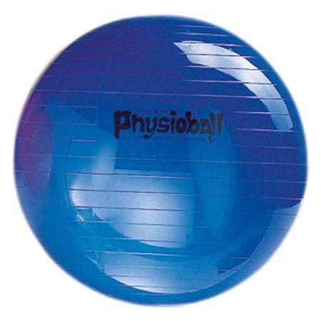 PEZZI Gymnastikball, Ř 85 cm, blau 03406