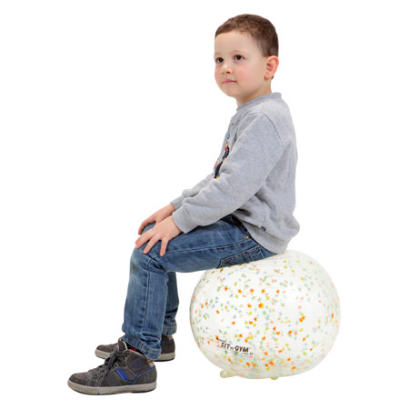 Sit'n Gym Sitzball, ø 35 cm, bunt