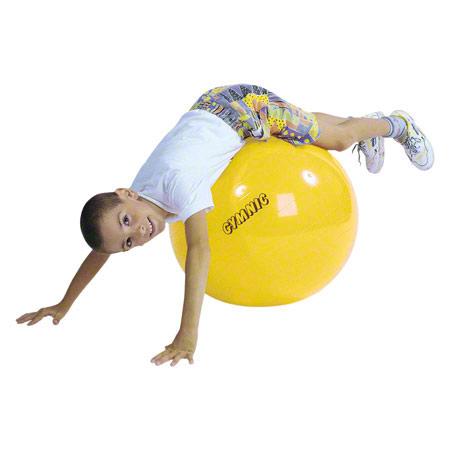 GYMNIC Gymnastikball, ř 45 cm, gelb 03472