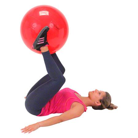 GYMNIC Gymnastikball, ř 55 cm, rot 03474