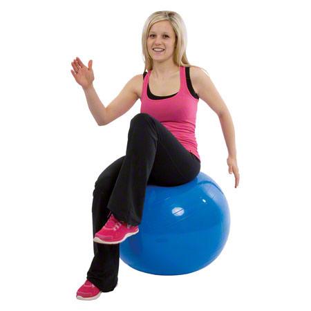 GYMNIC Gymnastikball, ř 65 cm, blau 03476