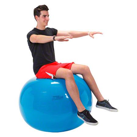 GYMNIC Gymnastikball, ř 95 cm, blau 03482