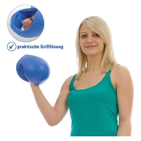 Sport-Tec Füllhantel, befüllbar bis 5 kg, Stück 03640