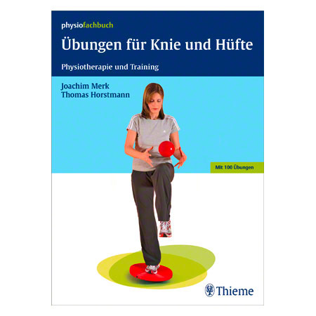 """Buch """"Übungen für Knie und Hüfte"""", 176 Seiten 04045"""