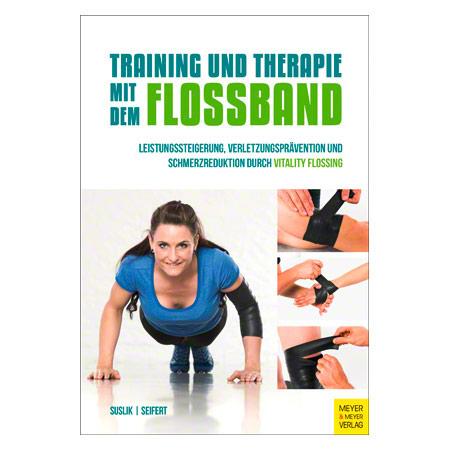 """Buch """"Training und Therapie mit dem Flossband"""", 272 Seiten 04060"""