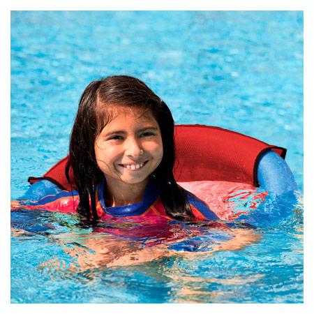 BECO Wassersitz-Set, 2 tlg., 1 Wassersitz + 1 Funnoodle 04653