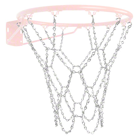 Sport-Tec Basketballnetz aus Stahl 10264