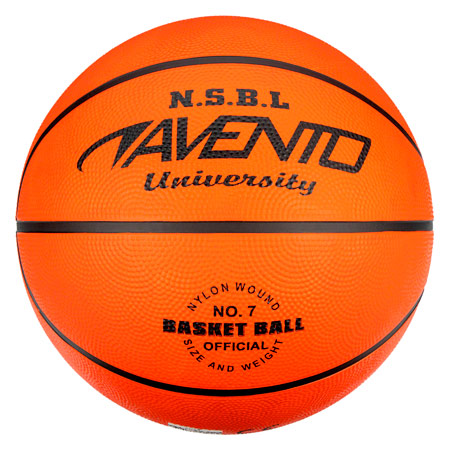 Sport-Tec Basketball Power Basket, Gr. 7, orange 10510