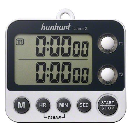 Hanhart Kurzzeitmesser inkl. Batterie, digital 14020