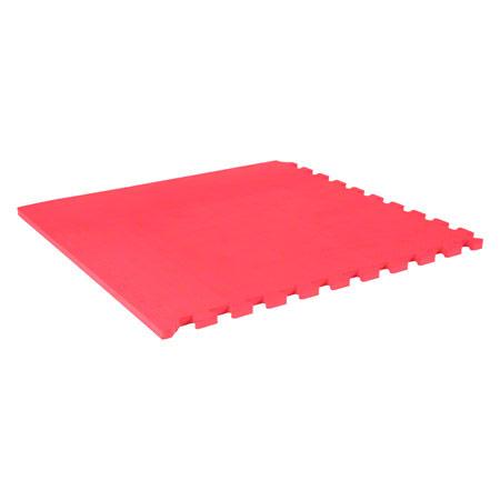 Vario-Step Gymnastikmatte, LxBxH 60x60x1,4 cm, rot 15500