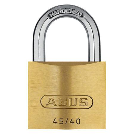 ABUS Sicherheitsvorhängeschloss, mit 2 Schlüsseln 17125