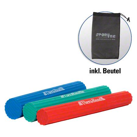 Thera-Band flexibler Übungsstab 3er-Set, inkl. Aufbewahrungsbeutel 20826