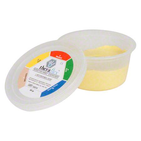 Theraflex Therapie-Knetmasse soft, 85 g, gelb 21140