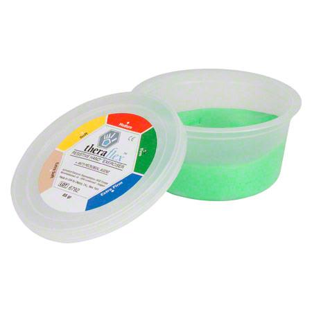 Theraflex Therapie-Knetmasse strong, 85 g, grün 21142