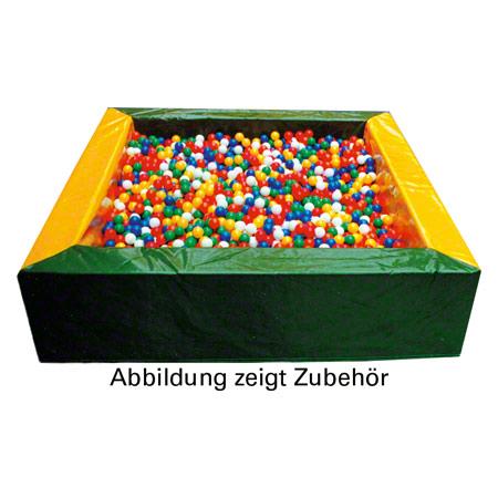 Ballpool, 200x200x50 cm Füllmenge ca. 5000 Bälle 21401