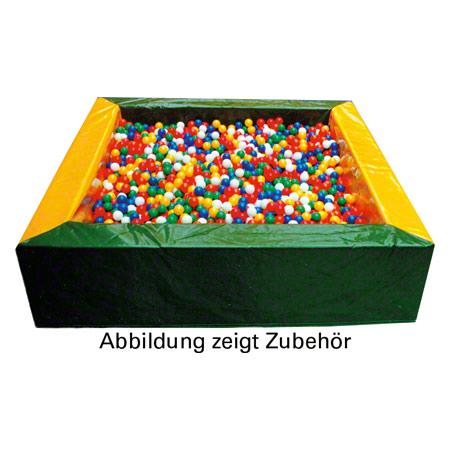 Ballpool, 250x250x50 cm Füllmenge ca. 7000 Bälle 21402
