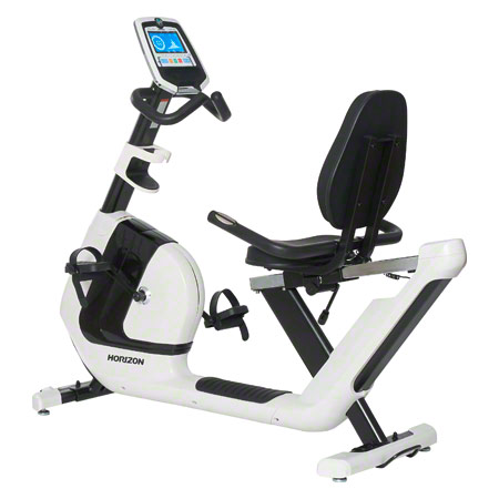 Horizon Fitness Halbliege-Ergometer Comfort 8.0 22214