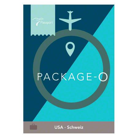 Horizon Passport Virtual Active - USB Stick, Pack O, (USA, Schweiz) 22289