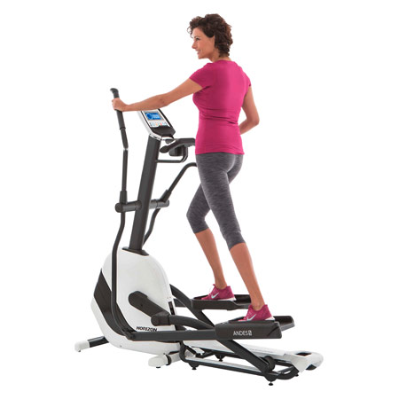 Horizon Fitness Elliptical Ergometer Andes 5 22396