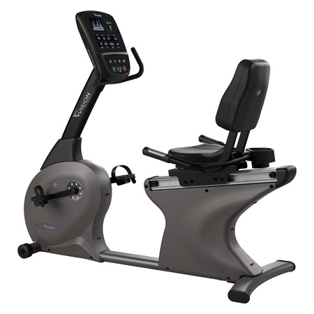 Vision Fitness Halbliege Ergometer R60 22483