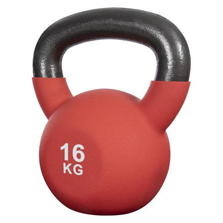Sport-Tec Kettlebell, 16 kg, rot 22503