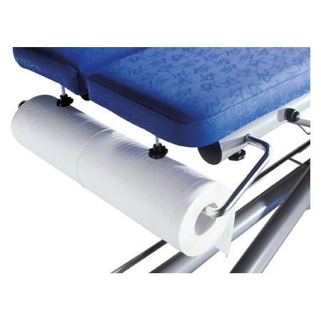 Papierrollenhalter für HWK Therapieliege, Breite 65-80 cm 22953