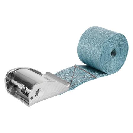Traktionsgurt mit Metallverschluss, LxB 220x5 cm 23699