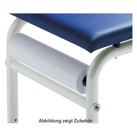 Papierrollenhalter für Sport-Tec Therapieliege O-Line, verchromt 23902