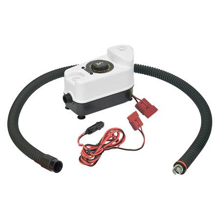 Elektrische Pumpe mit Akkupack für Nubis Massageliegen 23926
