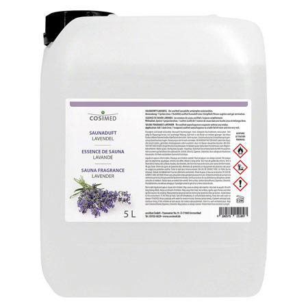CosiMed Saunaduft Lavendel, 5 l 23942