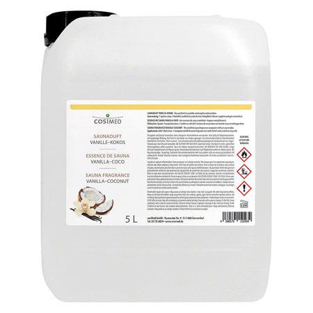 CosiMed Saunaduft Vanille-Kokos, 5 l 23945