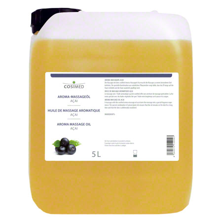 cosiMed Massageöl Acai, 5 l 24068