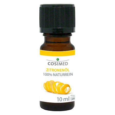 cosiMed Ätherisches Öl Zitrone, 10 ml 24095