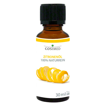 cosiMed Ätherisches Öl Zitrone, 30 ml 24096