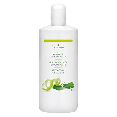 cosiMed Massageöl Ginkgo-Limette, 1 l 24103