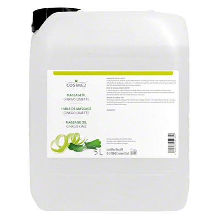 cosiMed Massageöl Ginkgo-Limette, 5 l 24104