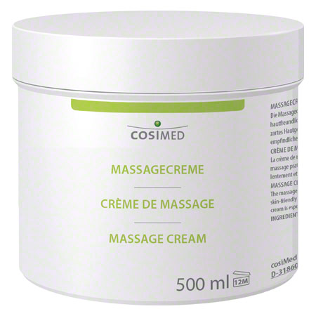 cosiMed Massagecreme, 500 ml 24210